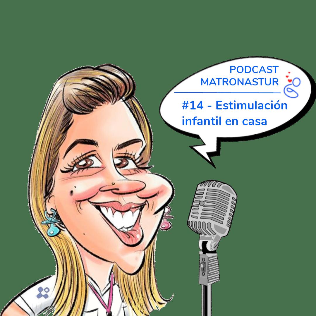 Capítulo 14. Estimulación infantil en casa podcast matronastur