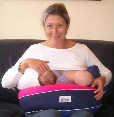 El cojín de lactancia o almohada de embarazo ¿Merecen la pena? 4