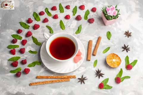 ¿Beber té de hojas de frambuesa en el embarazo provoca el parto? 5