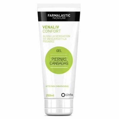 venaliv confort crema refrescante para las piernas